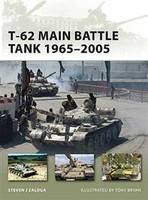 Vanguard T62 Main Battle Tank 1965-2005 Osprey