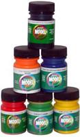 Modelflex Paint Weathering & Railroad Off Line Colors Set Badger