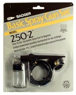 Basic Spray Gun Single Action Bottom Feed (Blister/Cd) Badger