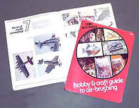 Hobby Book Guide to AirBrushing  Badger