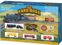Yard Boss N Scale Train Set Bachmann