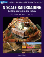 The Model Railroader's How to Guide N Scale Railroading Vol.2 Kalmbach