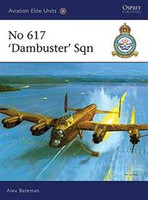 Aviation Elite No. 617 Dambuster Sqn Osprey Books