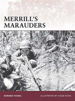 Warrior Merrill's Marauders Osprey Books