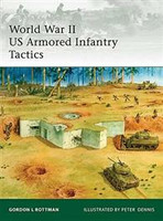 Elite WWII US Armored Infantry Tactics Osprey Books