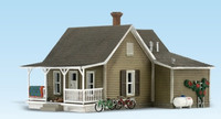 Built-N-Ready Granny's House N Scale Woodland Scenics