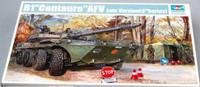 Italian B1 Centauro Tank Destroyer Late Version 1/35 Trumpeter