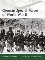 Elite German Special Forces of WWII Osprey Books