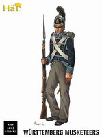 Napoleonic Wurttemberg Musketeers (18) 1/32 Hat