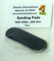 Fine Waterproof Sanding Pads for #901400 Grit (6/Bag)