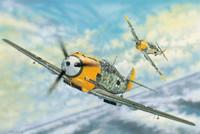 Messerschmitt Bf109E3 German Fighter 1/32 Trumpeter