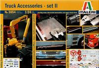 Truck Accessories Set II 1/24 Italeri
