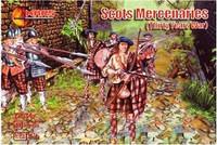 Thirty Years War Scots Mercenaries (48) 1/72 Mars Figures