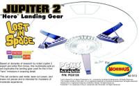 LiS Jupiter 2 Spaceship Landing Gear Detail Set for MOE 1/35 Paragrafix