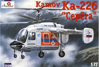 Ka-226 Serega Russian Rescue Helicopter 1/72 A-Model