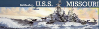 USS Missouri Battleship 1/535 Revell Germany