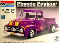 1955 Ford F-100 Street Rod 1/24 Revell Monogram
