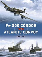 Duel Fw200 Condor vs Atlantic Convoy 1941-43 Osprey Books