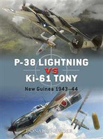 Duel P38 Lightning vs Ki61 Tony New Guinea 1943-44 Osprey Books