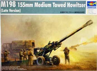 M-198 Medium Towed Howitzer Late Version 1/35 Trumpeter