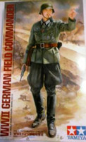 WWII German Field Commander 1/16 Tamiya