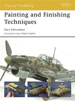 Painting & Finishing Techniques Osprey Books