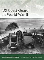 Elite US Coast Guard in WWII Osprey Books