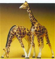 Giraffes (2) HO Preiser Models