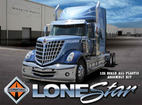 2010 International LoneStar Truck 1/25 Moebius