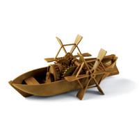 DaVinci Paddleboat Academy
