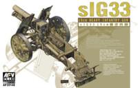 Heavy Infantry Gun sIG33 15cm 1/35 AFV Club