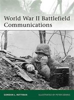 Elite WWII Battlefield Communications Osprey Books