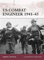 Warrior US Combat Engineer 1941-45 Osprey Books