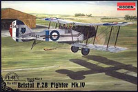 Bristol F.2B Fighter Mk.IV 1/48 Roden