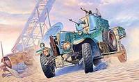 British Armoured Car 1/35 Roden