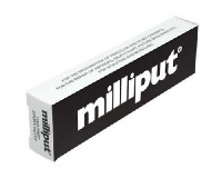 Medium Fine Black 2-Part Self Hardening Putty Milliput