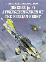 Junkers Ju87 Stukageschwader of the Russian Front Osprey Books