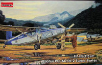 Air America Pilatus PC-6C/H2 Turbo Porter 1/48 Roden