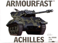 Achilles Tank Destroyer (2) 1-72 Armour Fast