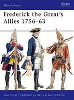 Men at Arms: Frederick the Great's Allies 1756-63 Osprey Books