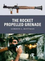 Weapon: The Rocket Propelled Grenade Osprey Books