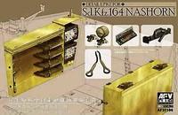 SdKfz 164 Nashorn Tank Acc Detail Set 1/35 AFV Club