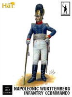 Napoleonic Wurttemberg Command (18) 1/32 Hat