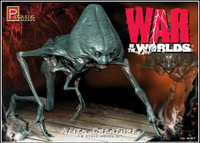 War of the Worlds Alien Creature 1/8 Pegasus