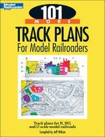 More Track Plans for Model Railroaders 101 to be exact Kalmbach