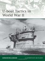 Elite U-Boat Tactics in WWII Osprey Books