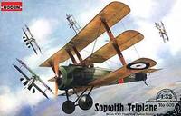 Sopwith WWI British Triplane Fighter 1/32 Roden