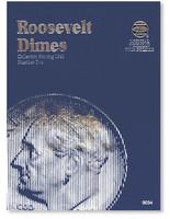 Roosevelt Dimes 1965-2004 Coin Folder