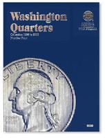 Washington Quarters 1988-2000 Coin Folder