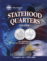 Statehood Quarters 1999-08 Album